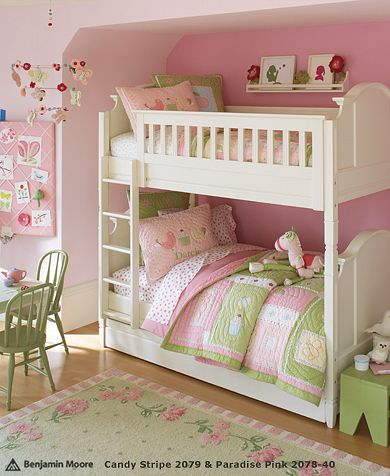 Darcie Birds & Cupcakes Bedroom