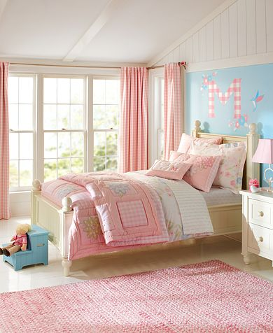 Pink McKenna Bedroom