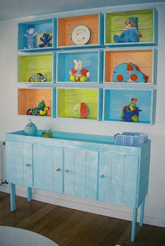 armário horizontal