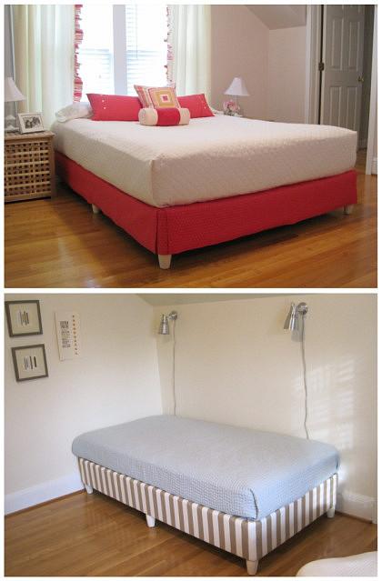 fc4fba2ef3 Faça uma roupa pra sua cama box